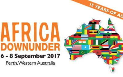 Globe CA Presenting at Africa Down Under Conference