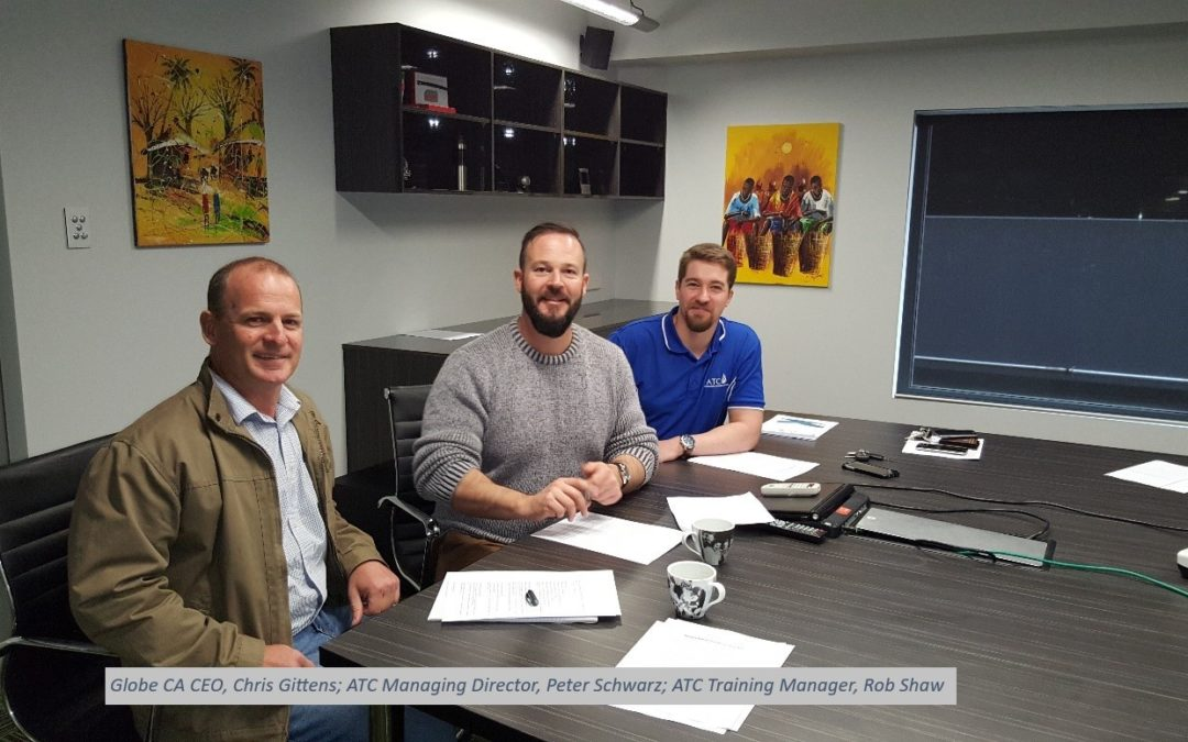 Consulting Agreement with Australasian Training Company (ATC)