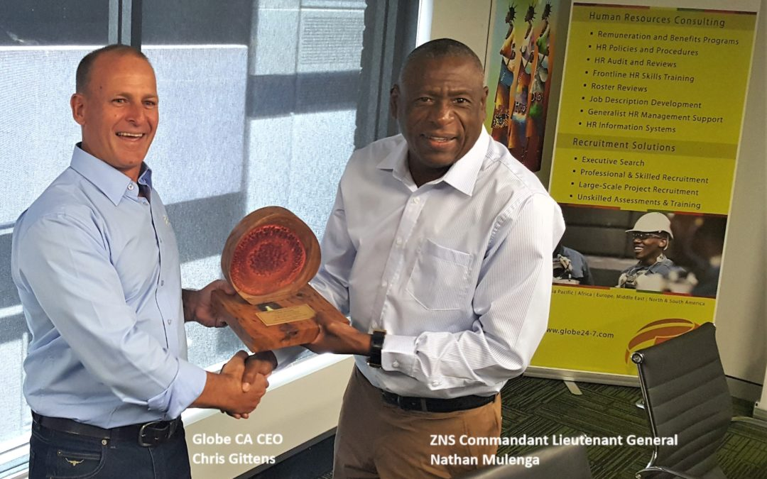 """Globe CA appointed as preferred training partner to Claycrete Zambia"""