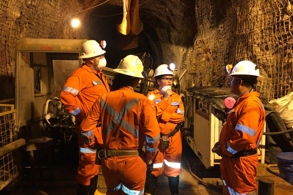 Underground Gold Mine Workforce Development Strategy